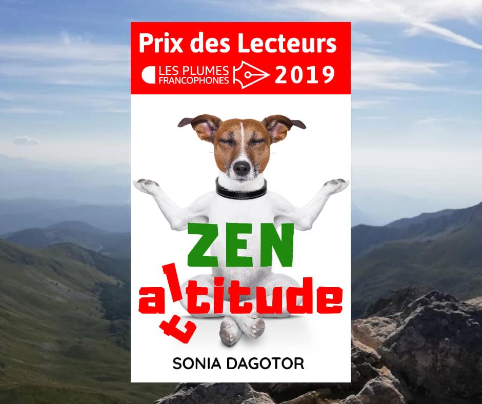 Zen altitude - Sonia Dagotor